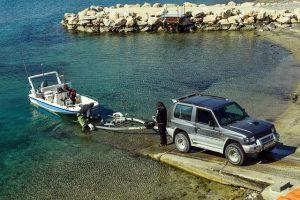 remorque bateau